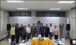 Kepala P2SDR LIPI Mengikuti IFSSO Executive Board Meeting di Thailand