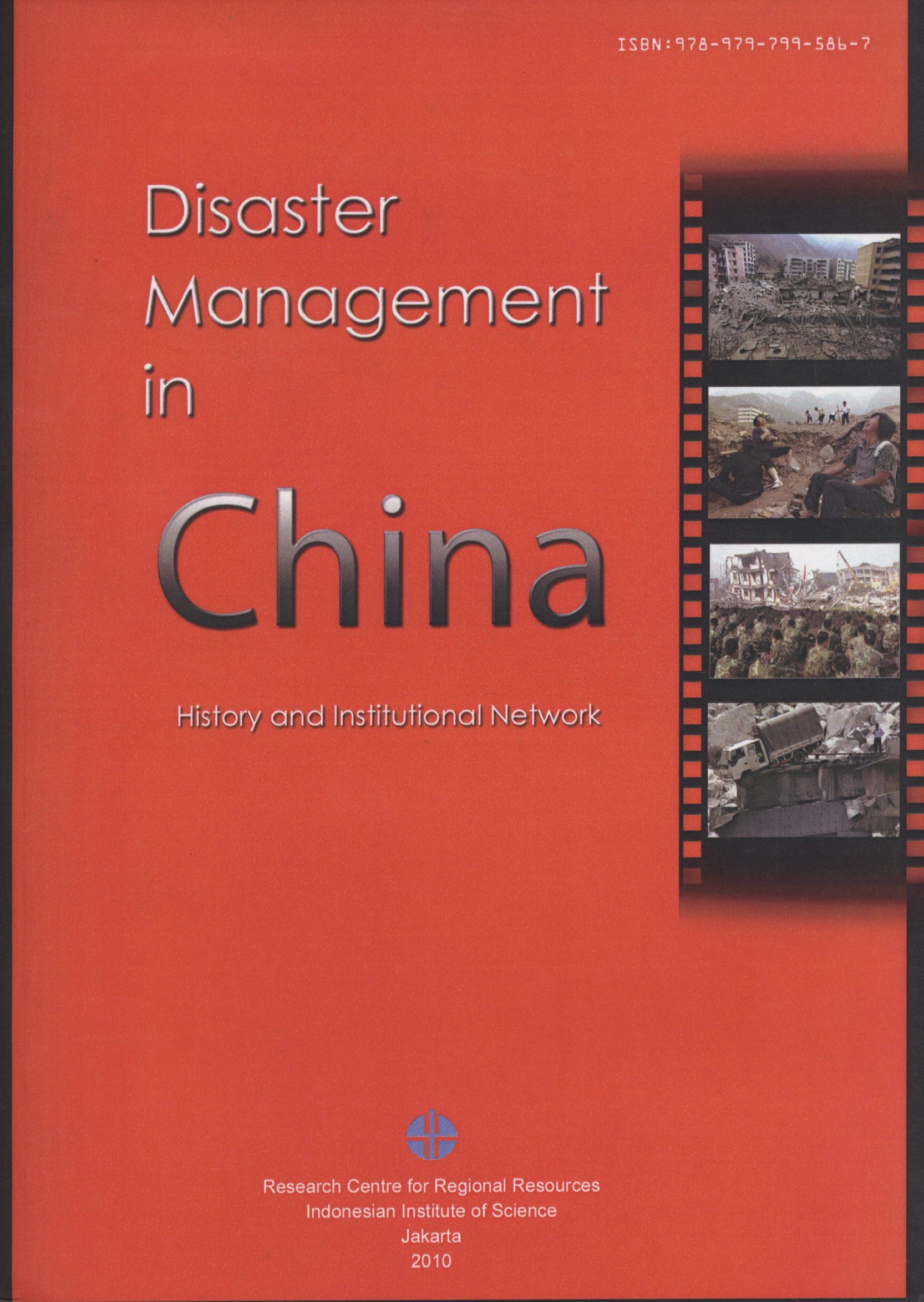 Disaster Management in China